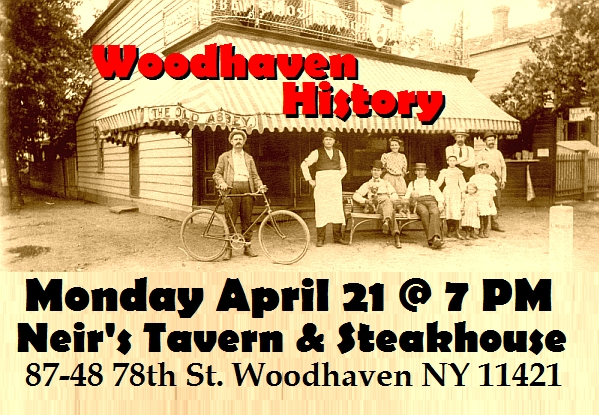 Woodhaven-history