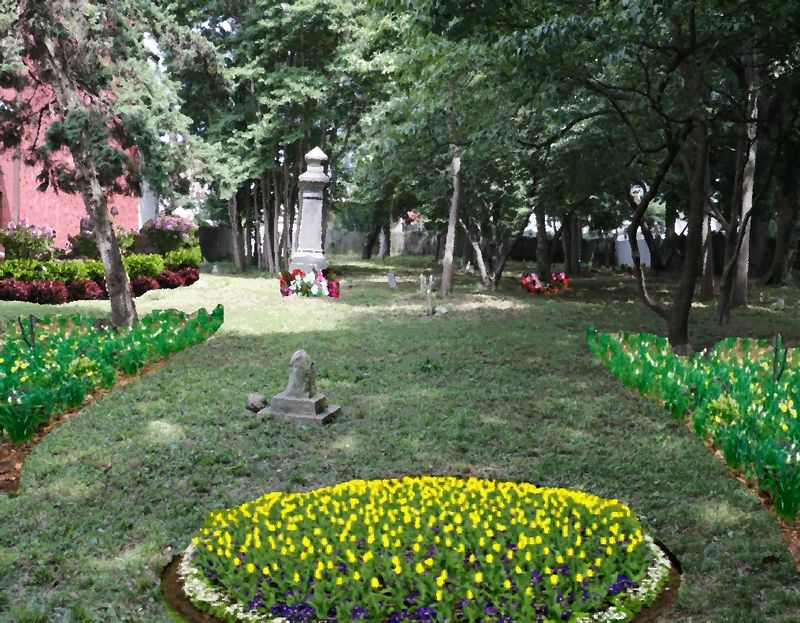 Green-cemetery